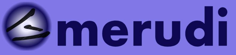 Merudi Webshop