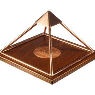 Koperen Pyramides